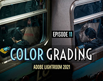 "New ""Color Grading"" inLightroom"
