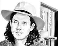 John Mayer ilustration