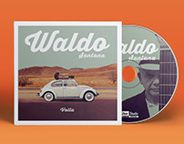 Capa CD Waldo Santana