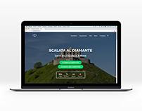 Scalata al Diamante_sito web dinamico responsive
