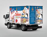 Aman Algad Delivery Car Design