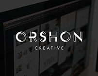 Orshon - Branding Project