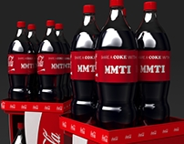Coke Slim Gondola