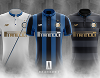 Fc Inter - New Balance Concept