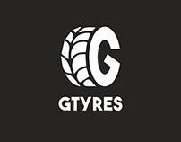 Logo Design for Gtyres