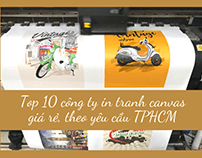 Top 10 cong ty in ty in tranh canvas TPHCM