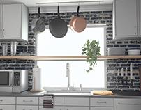 3D Architecture + Interiors
