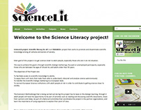 Science Literacy for all! ERASMUS+ project
