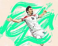 Reza Gucci (IRAN in World Cup)