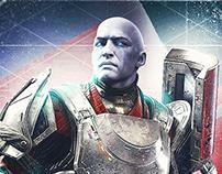 Destiny 2 Cast