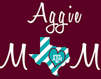 Aggie Moms T-shirt