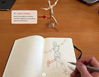 Augmented Reality | Drawing Instructor