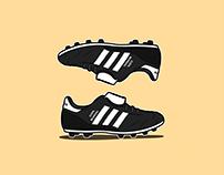 Adidas Copa Mundial series
