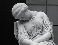 Pénélope endormie Pierre-Jules Cavelier Orsay- Paris