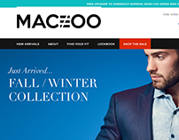 Maceoo-Ecommerce Men appprasel