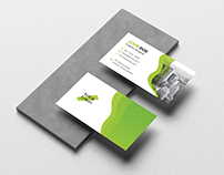 Business Card Template (US + EUR)