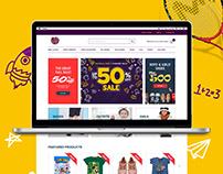 Web Design | Bachaa Party
