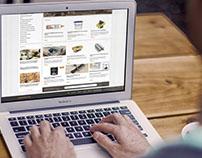 Rubankov web design