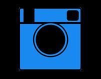 Custom Instagram Icon (logo)