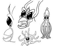 Kraken Character