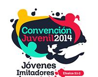 Convención juvenil 2014 - CAMISETA Y LOGO