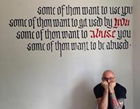Wall - Eurythmics