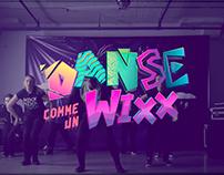Danse comme un WIXX 3 - tutoriel et activation