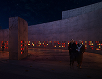 Columbaria Architectural Visualisations