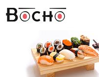 BOCHO: Corporate identity