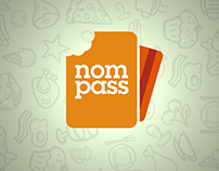 NomPass: UI Wep & App