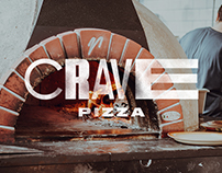 Crave Pizza Concept