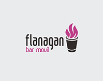 FLANAGAN - visual Identity