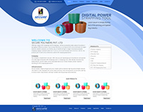 Plastic Business Website