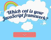 Which cat is your JavaScript framework?