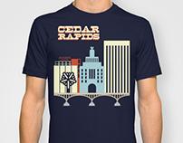 Original Cedar Rapids Print