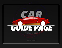 Automotive Forum|Guide page引导页