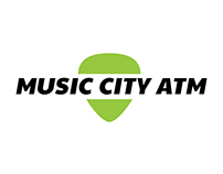 Logo Design - Music City ATM