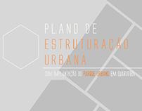 Plano de Estruturação Urbana com implantação do PUG