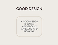 Good & Bad Designs in IIT Delhi