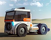 Camion C03 CGI