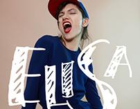 Elisa - Tshirt