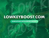 Lowkeyboost Design