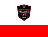 Asus ROG'N'ROLL Challenge - Social Media & Prod. Design