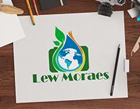 Criação de Logo Lew Moraes