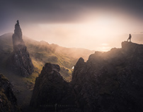 Journey to the Dragon's Lair - Isle of Skye