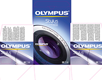 Olympus Stylus Packaging