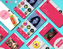 Mood MIX - Emotion Based Music Streaming App