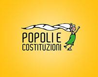 Popoli e costituzioni | Marchio Logotipo