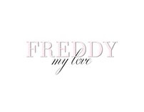 FREDDY MY LOVE. YouTuber Vlog Ident.