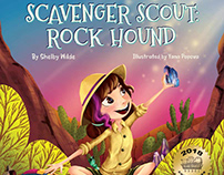 Scavenger Scout: Rock Hound Picture book